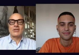 MDFW: l'intervista di Andrea Tenerani a Mahmood