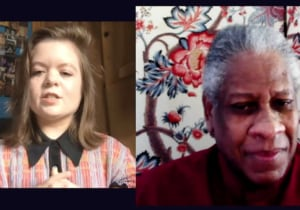 Amplifying Voices: Andrè Leon Talley in conversazione con Sinéad Burke