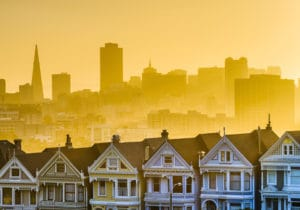 "San Francisco, la nebbia e ""Karl the Fog"""