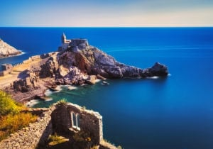Weekend a Portovenere: magia acquatica tra Byron e dolce vita