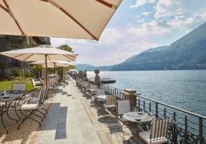 Mandarin Oriental, Lago di Como: mixology, arte e cucina con vista
