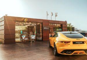 Jaguar Land Rover e Ferretti Group, insieme a Porto Cervo