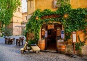Scoprire Roma in Vespa