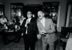 Bulgari e Icon, insieme per un cocktail a Venezia con Alessandro Borghi