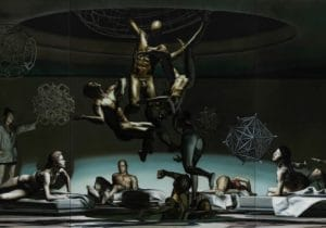 The Merging: beyond the end, la mostra di Nicola Verlato a New York