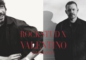 Valentino e Craig Green, insieme per i 10 anni di Valentino Garavani Rockstud X