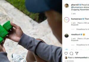 Humanrace, la (prima) linea skincare di Pharrell Williams