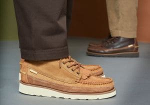 Sebago x Universal Works, la nuova capsule di scarpe per l'autunno-inverno 2020