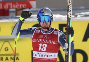 Intervista a Dominik Paris, l'uomo-jet dello sci