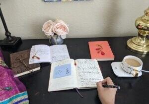 Valentino Writer's Road Map