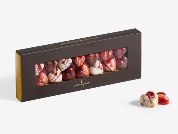 Cioccolatini Cannavacciuolo San Valentino