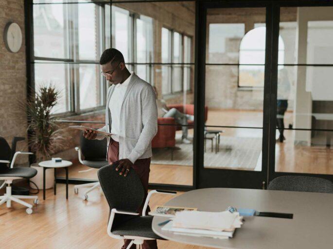 Ufficio del futuro Haworth ICON